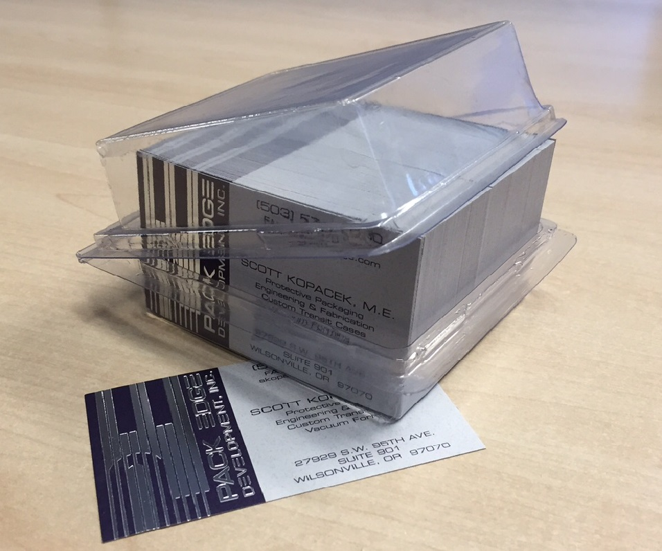 Clear business card boxes by pack edge development inc clear business card box 2 colourmoves